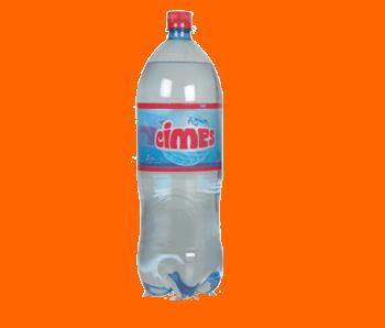 Agua Cimes en botella descartable 2 lts.